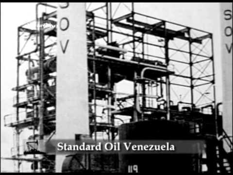 El boom petrolero en la costa oriental del lago