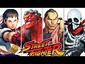TOP 10 - Funny & Weird SUPER Moves in STREET FIGHTER Series!