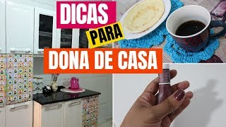 Dicas Para Dona De Casa| Receita De CREPIOCA Umectação E Muito Mais! By Drikka Mota