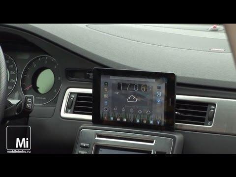 Крепления для планшетов в машину своими руками