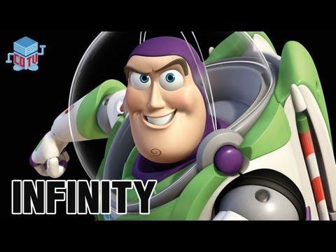 COTV - Disney Infinity TOY STORY Figures Gameplay