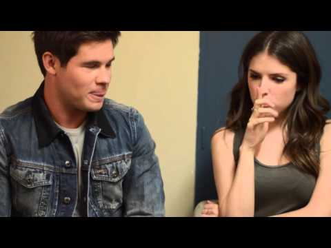 CEC Presents: An Intimate Affair With Anna Kendrick and Adam Devine