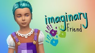 Create A Sim: Sims 4 | Imaginary Friend |