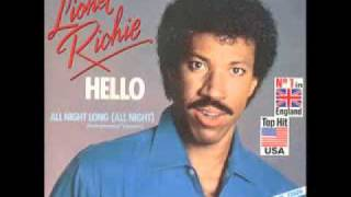 download lagu Lionel Richie  - All Night Long All Night gratis