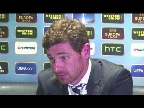 Tottenham 3-0 Inter Milan - Europa League - AVB: 'We would have asked Bale to get booked anyway'