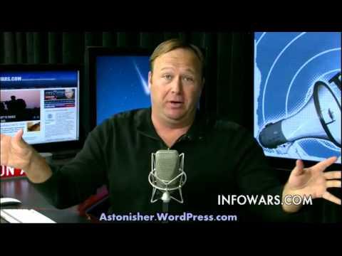 The Alex Jones Show 2012-10-07 Sunday