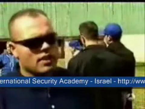 Guardaespalas - Formación Avanzada de Seguridad Israelí