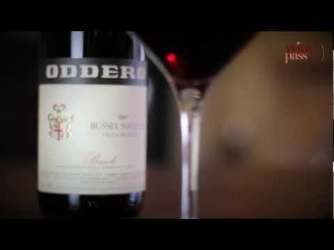 Wine Tasting - Oddero - Barolo Bussia Soprana