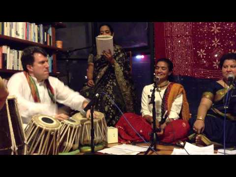 Baithak - Des Rangeela - Reshmachya Reghani by Krithika Bala