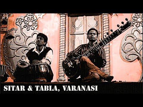 Sitar and Tabla live music in VARANASI - Feb-2015-Travel Guide