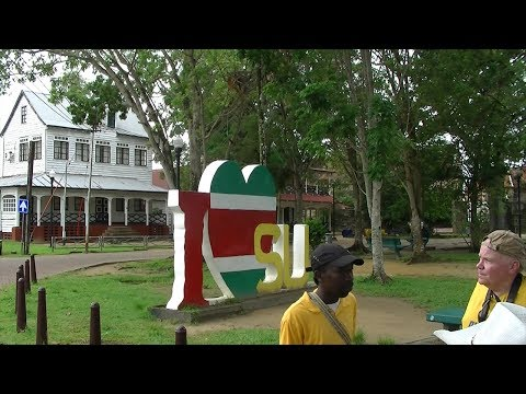 Suriname 2013 episode Paramaribo