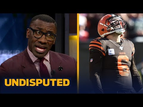 Baker deserves 90% of the blame for Browns loss to Seahawks — Shannon Sharpe | NFL | UNDISPUTED