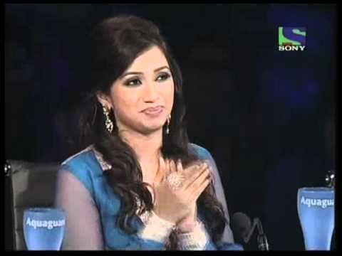 X Factor India - Seemas hilarious act on Hum Kaale Hain To Kya...