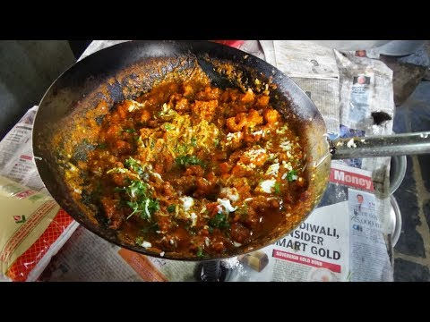Amazing Very and Delicious Chicken Fry | Dawath Restaurant in Cherukupalli | Best Street Food