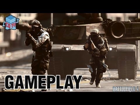 Battlefield 4 Siege of Shanghai MP Official E3 Gameplay