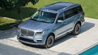 2018 Lincoln Navigator - Full-Size Luxury SUV! (SPECTACULAR)