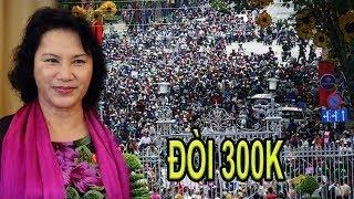 Ngày 02/09 người dân Việt Nam sẽ BAO VÂY nhà Thím Ngân để đòi 300k tiền xuống đường