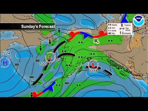 August 15, 2015 Alaska Weather Daily Briefing