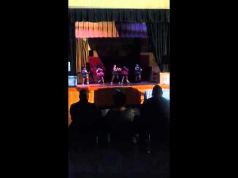 NEW MILLENNIUM ACADEMY HALO DANCE TEAM