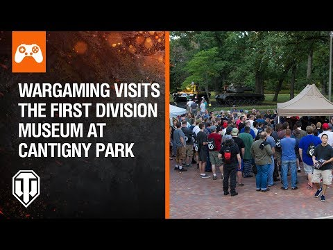 Wargaming Visits the First Division Museum at Cantigny Park