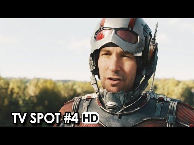 Ant-Man TV Spot #4 (2015) - Paul Rudd, Michael Douglas HD