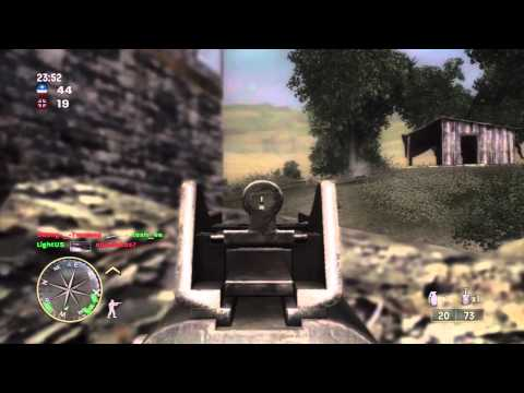 Call Of Duty 3 | Multiplayer Gameplay | Welcome Back II DPE Poisson HD