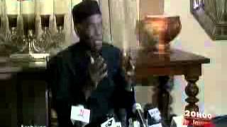 Abdoulaye Wade Conteste Les Résultats Des Législatives 2012