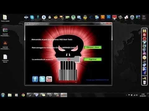 Descargar el Nuevo Pack de Programas Hacker parte 2 HD