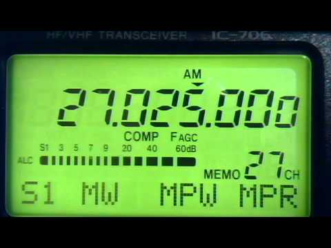 My little Icom on the Bowl April 28, 2013 5:40 PM
