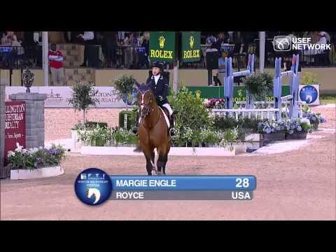 17 Horses Jump Off!