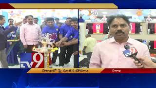 Pai International Electronics launches showroom in Visakha