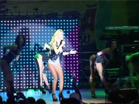 Andreea Balan - Trippin - Concert Onesti 29.07.12 (mixmusictour) video
