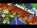 Youtube Thumbnail MINECRAFT BATTLE # 1 - Instant losgelegt «» Let's Play Minecraft Battle Season 7 | HD