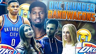 Are You Even a Fan: Oklahoma City Thunder (LOYAL or BANDWAGON)