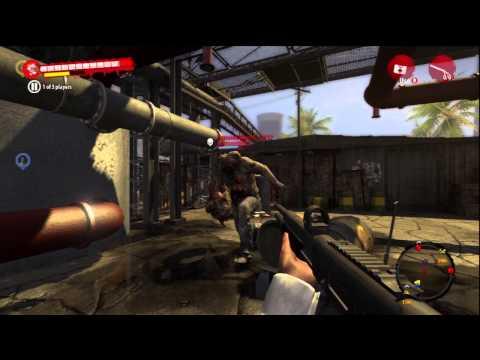 Dead Island Riptide: Wayne Death Scene Left 4 Dead 2 Charger