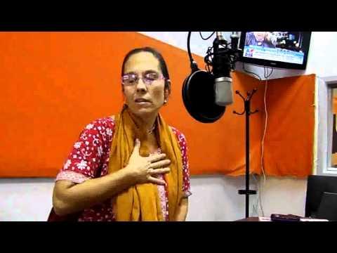 Daksha, cocina vegetariana, en 168 Horas Radio - Primera Parte