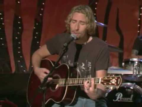 Nickelback - Someday BEST ACOUSTIC WITH RIGHT TABS!!!! (Vh1 acoustic session_2005)