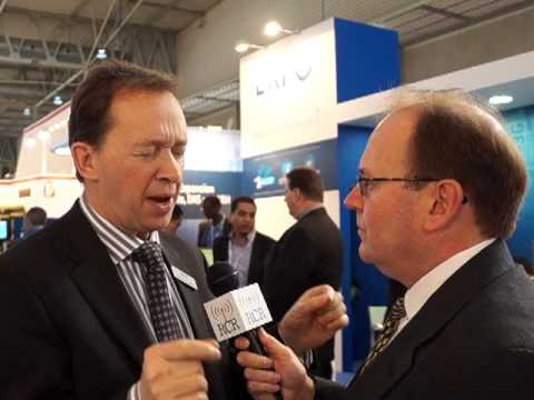 2013 MWC: EXFO CEO Germain Lamonde at MWC 2013 - part two