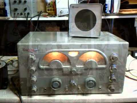 National nc-173 receiver.mp4