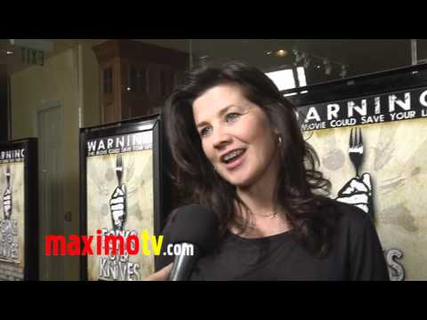 DAPHNE ZUNIGA Interview at