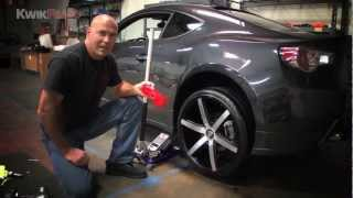 2013 Scion FR-S - MGP Caliper Covers Installation