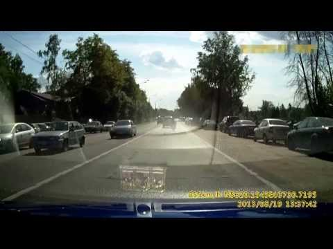 Авария Дмитров 19.08.2013