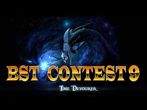 BST Art Contest 9 (with Tyler Edlin & Adam Duff) - Time Devourer