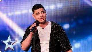 Will singer Erik Kovac sink or swim?   Britain's Got Talent 2015