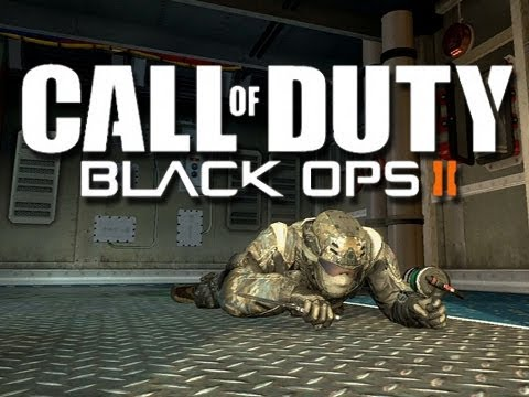 Black Ops 2 - Headquarters Glitch Funtage!  (Trolling and Funny Fails!)