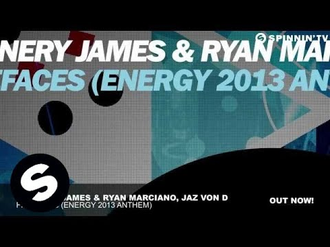 Sunnery James & Ryan Marciano, Jaz von D - Firefaces (Energy 2013 Anthem) (Original Mix)
