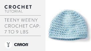 Download How to Crochet A Baby Newborn Hat 3Gp Mp4