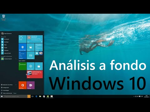 Análisis Windows 10, review en español | Windows 10