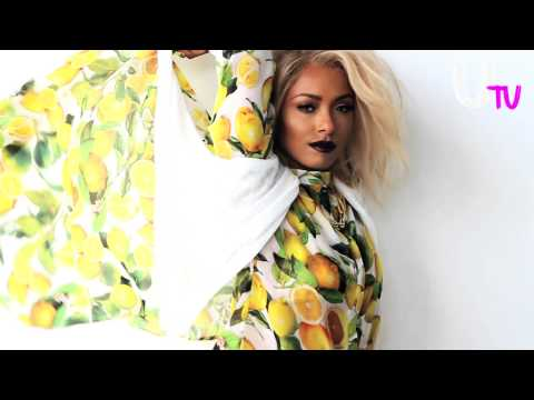 Kat Graham Cover Shoot