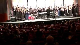 Western Slope Mixed Choir 2014